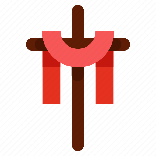 Christianity, church, cross, easter, holy, jesus, resurrection icon - Download on Iconfinder