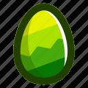 easter, easteregg, egg, food, green, zag, zig
