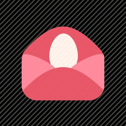 Easter, egg, email, spring icon - Download on Iconfinder