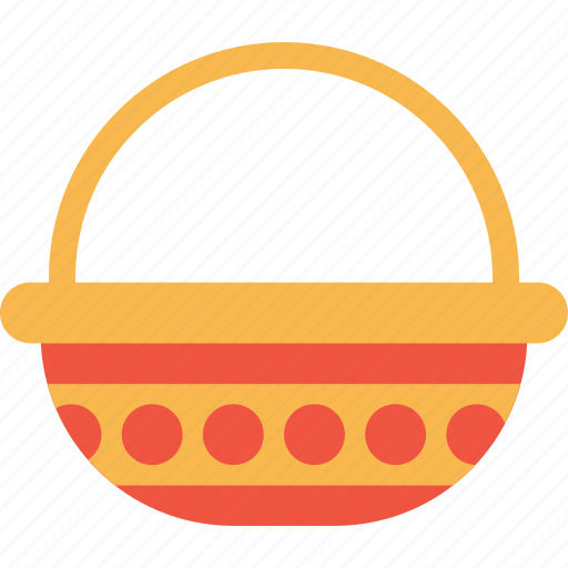 basket, carry, celebration, day, easter, gift, shopping icon