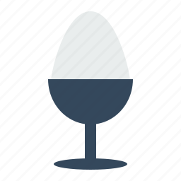 boiled, celebration, day, easter, food, holiday, meal icon