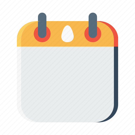 calendar, celebration, day, easter, holiday, march, party icon