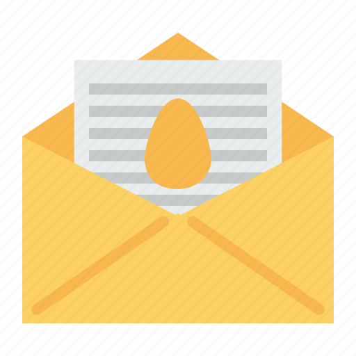 Iconfinder easter day by chamestudio pvt ltd easter email greetings holiday mail message wishes icon m4hsunfo