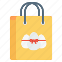 bag, cart, celebration, day, discount, easter, shopping icon
