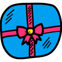 birthday, box, christmas, gift, present, presentation icon
