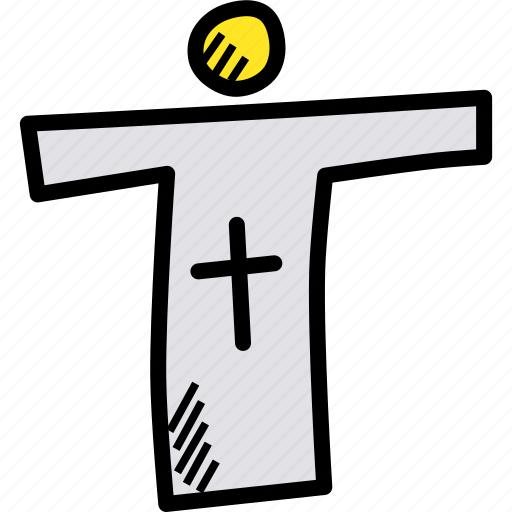 Christ, christian, cross, easter, jesus, religion icon ...