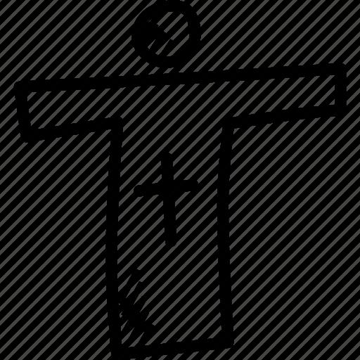 christ, christian, cross, easter, jesus, religion icon