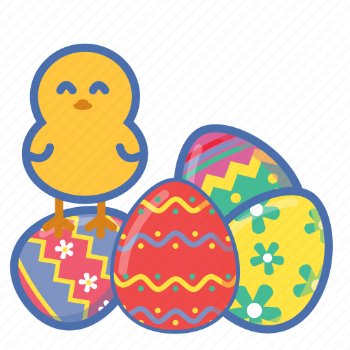 easter, egg, gift icon