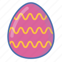 easter, egg, paschal, spring