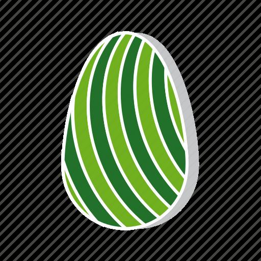 easter, easter egg, easter eggs, egg, stripes icon