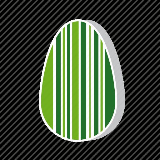 easter, easter egg, easter eggs, egg, stripes, vertical icon