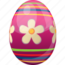 decoration, decorative, dinner, easter, egg, food, holiday icon