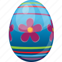 decoration, egg, easter, food