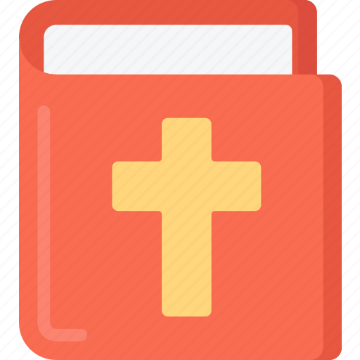 bible, christianity, church, easter, holidays icon