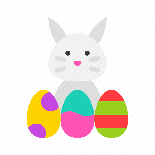 Bunny, easter, egg, rabbit icon - Download on Iconfinder