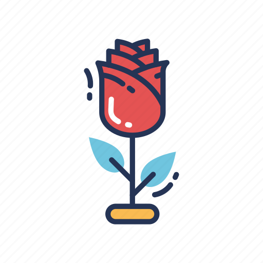 bloom, blossom, floral, flower, nature, plant, rose icon