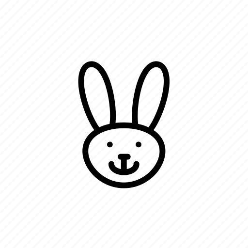 bunny, celebration, easter, easter bunny, easter rabbit, rabbit icon