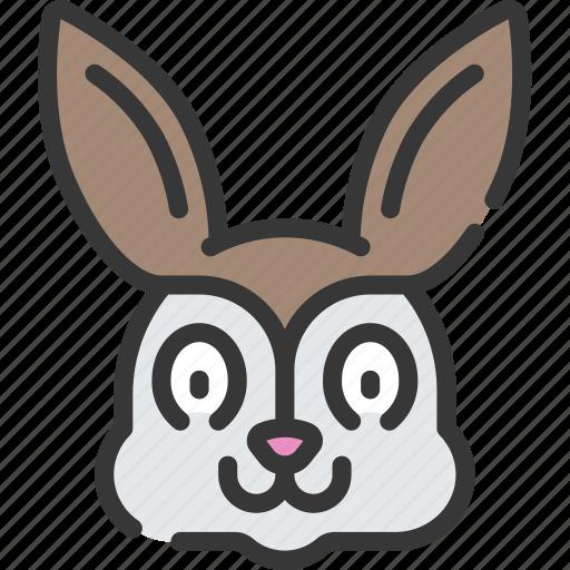 bunny, christianity, easter, holidays, rabbit icon