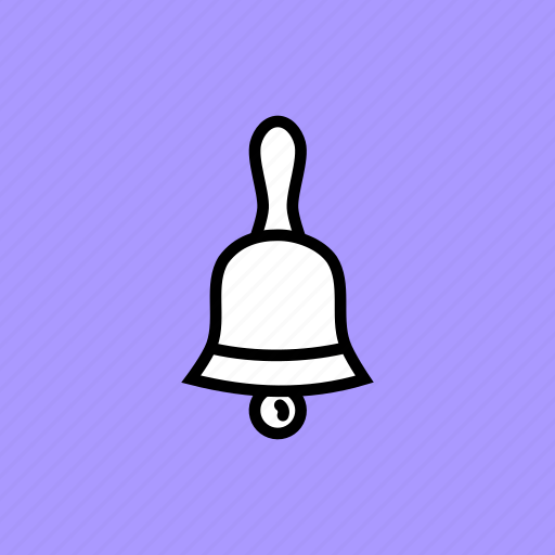 bell, christmas, church, easter, jingle, procession, ring icon