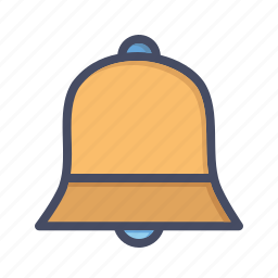 bell, christmas, church, easter, jingle, toll icon