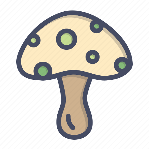 easter, food, mushroom, plant, spring, vegetable icon