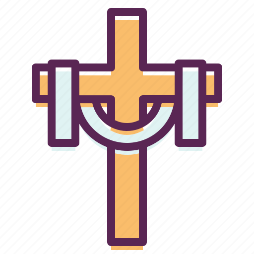 Christ, christian, cross, easter, holy, post, tradition icon - Download on Iconfinder