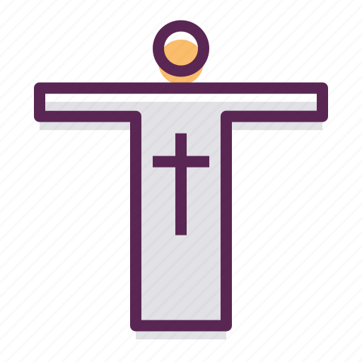 Christ, christian, cross, easter, jesus, religion icon - Download on Iconfinder