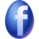 easter, egg, facebook