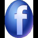 Easter, egg, facebook icon - Free download on Iconfinder