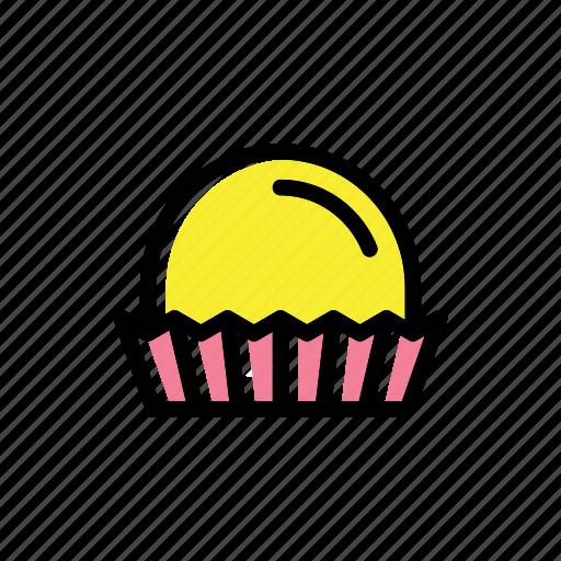 cake, cup cake, cupcake, spongecake icon