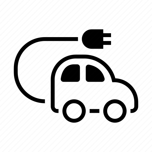 car, charging, ecological, electric, fuel, transport, vehicle icon