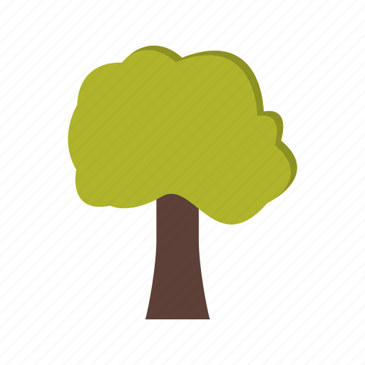 forest, tree icon