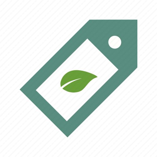 eco, eco label, tag icon
