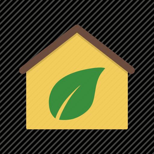 eco, eco home, ecology, house icon