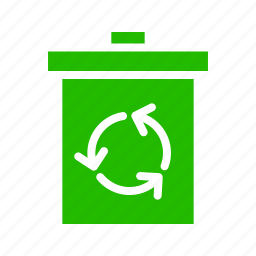 earth, eco, energy, nature, recycle, trash icon