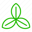 earth, eco, energy, leafs, nature, recycle icon