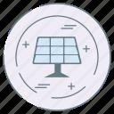 eco, ecology, environment, panel, solar