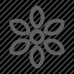 eco, flower, leaf, nature, tree icon