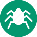 bug, insect, trojan, danger, nature, safety, tick