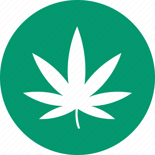 cannabis, drugs, grass, hemp, marihuana, marijuana, weed icon
