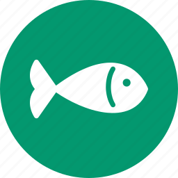 animals, diet, fish, fishing, ocean, sea food, seafood icon