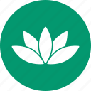 beautiful, ecology, environment, floral, flower, lotus, nature icon