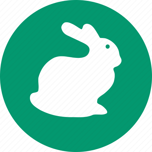 animal, bunny, cute, hare, pet, rabbit, wildlife icon