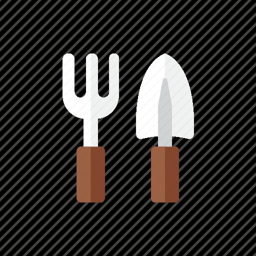 gardern, tools icon