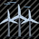 eco mill, green mill, mill, mills, wind mill icon
