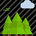 christmas tree, nature tree, palm tree, pine tree, tree, tree icon, trees icon
