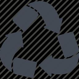 circulation, eco, ecology, environment icon