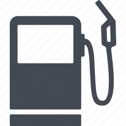 eco, ecology, filling station, refill icon