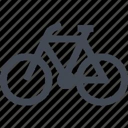 bike, eco, ecology, transport icon