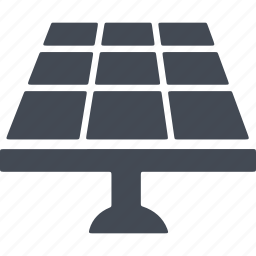 eco, ecology, environment, solar battery icon